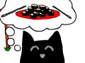 Cat in Japan【黒猫の寿司探しゲーム】