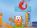 Cat Around Asia【猫の食べ物誘導パズル】
