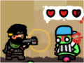 Bazooki-pocalypse!【ゾンビ射撃パズル】