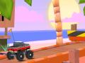 Endless Truck【海辺を走るトラックゲーム】