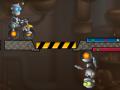 Go Robots 2【2体のロボット誘導パズル】