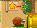 Snail Bob 3【カタツムリの誘導パズル】