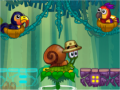 Snail Bob 8 Island Story【カタツムリの誘導パズル】