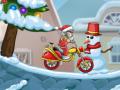 Moto X3M Winter【冬のモトクロスゲーム】