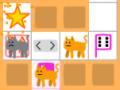 N Step Steve: part 1【猫の移動パズル】